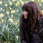 Zoe Kravitz in Central Park by Justin Bellflower
