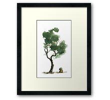 Little Tree 114 Framed Print
