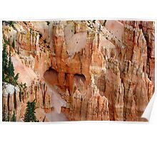 Hideaway ~ Bryce Canyon Poster