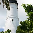 Key West Lighthouse by Denise N Young