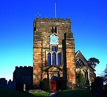 St Mary, Goudhurst by Dave Godden