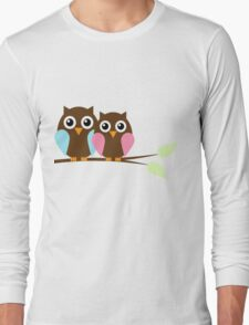 Owl love you Long Sleeve T-Shirt