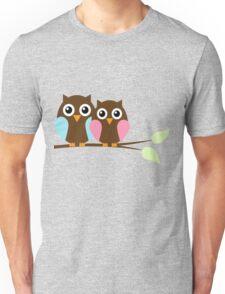 Owl love you Unisex T-Shirt