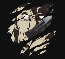 ghost in the shell batou anime manga shirt by ToDum2Lov3