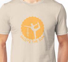 Sun Salutation Unisex T-Shirt