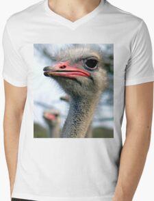 """""""Do I need more lippy?"""" Mens V-Neck T-Shirt"""