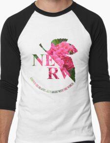 rosy nerv Men's Baseball ¾ T-Shirt