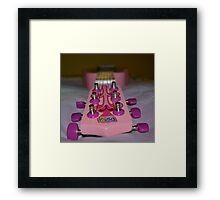 Come and play Framed Print