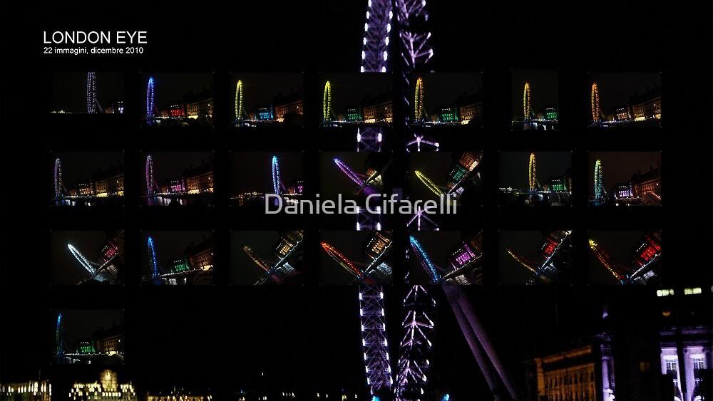 Amazing London - LONDON EYE 31st December 2010 - (UK) by Daniela Cifarelli
