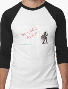 All Greek to Me 1 Men's Baseball ¾ T-Shirt
