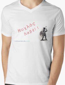 All Greek to Me 1 Mens V-Neck T-Shirt