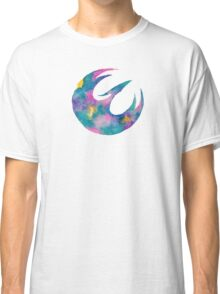 Watercolor Sabine (white) Classic T-Shirt