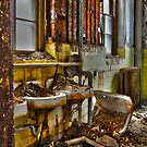 Lead Sinks by MJD Photography  Portraits and Abandoned Ruins
