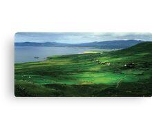 A little piece of heaven - Ireland Canvas Print
