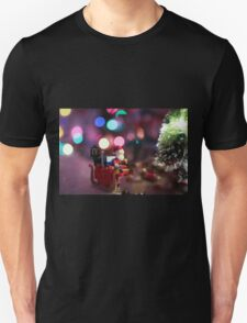 Santa Claus Lego Unisex T-Shirt