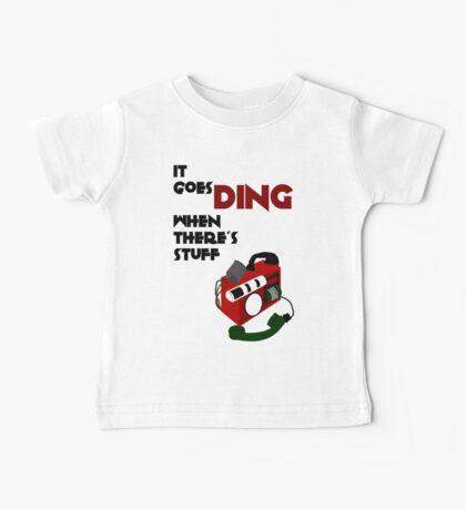 Timey Wimey Detector Baby Tee