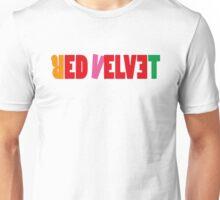 Red Velvet 'The Red' Text Unisex T-Shirt