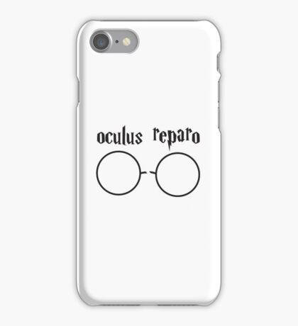 HP - Oculus Reparo iPhone Case/Skin
