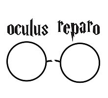 HP - Oculus Reparo Photographic Print