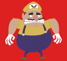 Wario One Piece - Short Sleeve