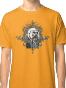 King of the Hood! Silverback Gorilla Hood T-Shirt Classic T-Shirt