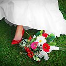 She wore red shoes by sccp
