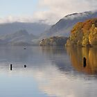 Autumn Mornings on Derwentwater by Jacqueline Wilkinson