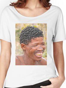 Bushman Guide Women's Relaxed Fit T-Shirt