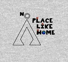 No Place Like Home Symbol - Stargate Unisex T-Shirt