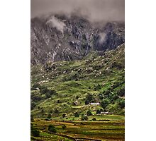 Ogwen Valley, Wales Photographic Print