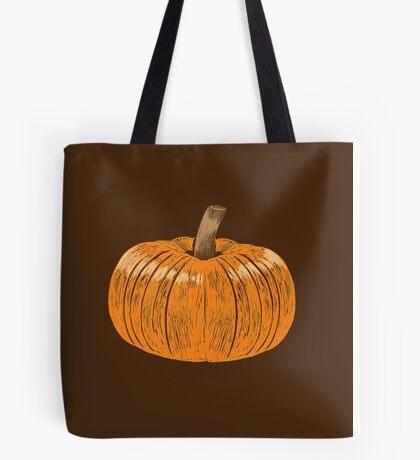 Plain painted pumpkin Tote Bag