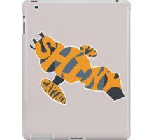 I'm Shiny Captain - Serenity and Firefly - Yellow iPad Case/Skin