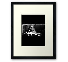 In the Mood For Love Framed Print