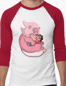 Blink if you love me Men's Baseball ¾ T-Shirt