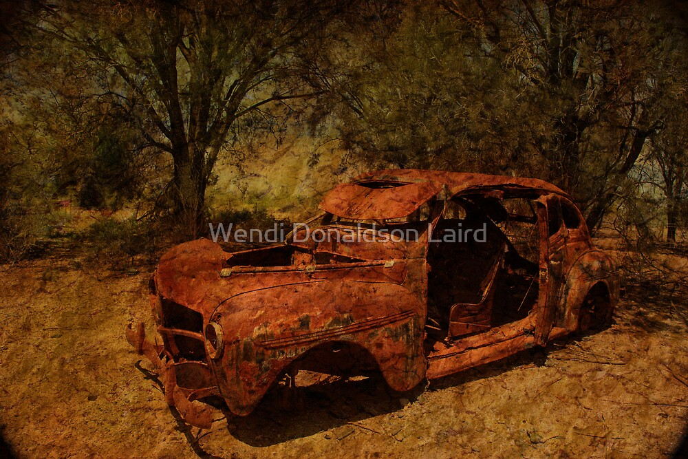 End of the Road by Wendi Donaldson Laird