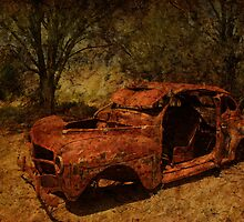 End of the Road by Wendi Donaldson