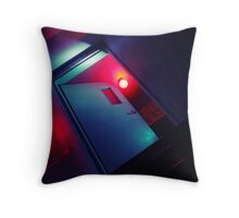 9.1.2011: Discohell Throw Pillow