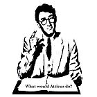 What would Atticus do?  by Savannah Oakes