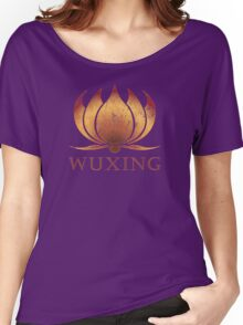 Wuxing Women's Relaxed Fit T-Shirt