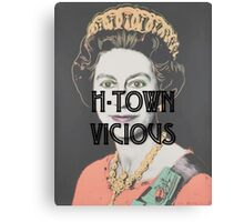 H-Town Reigns Canvas Print
