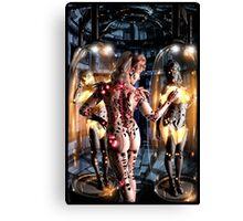 Cyberpunk Painting 066 Canvas Print