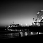 A Summer Night B&W by Cleber Design Photo