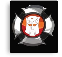 Transformers logo! Canvas Print