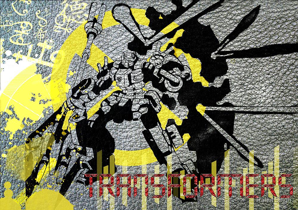 transformers by Rahul Singh