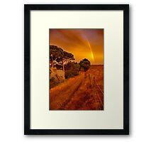 """""""Passage to a Promise"""" Framed Print"""