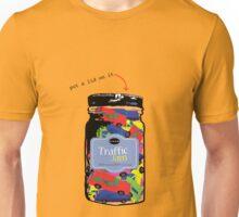 Traffic Jam - Put a lid on it Unisex T-Shirt
