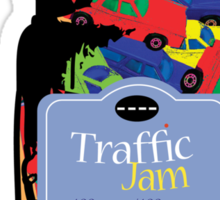 Traffic Jam - Put a lid on it Sticker