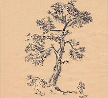 Tree by jonolaf