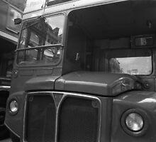 London Bus by Jen49