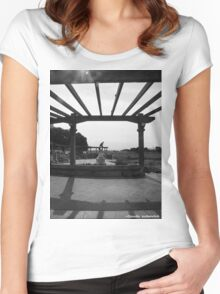 Buenos Aires - Costanera Sur Women's Fitted Scoop T-Shirt